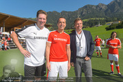 Samsung Charity Cup - Sportplatz Alpbach - Di 29.08.2017 - Markus BREITENECKER, Christian KERN, Michael STIX118