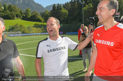 Samsung Charity Cup - Sportplatz Alpbach - Di 29.08.2017 - Christian KERN, Matthias STROLZ121