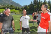 Samsung Charity Cup - Sportplatz Alpbach - Di 29.08.2017 - Christian KERN, Matthias STROLZ122