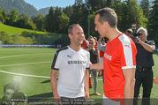 Samsung Charity Cup - Sportplatz Alpbach - Di 29.08.2017 - Christian KERN, Matthias STROLZ123