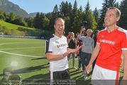 Samsung Charity Cup - Sportplatz Alpbach - Di 29.08.2017 - Christian KERN, Matthias STROLZ124