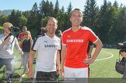 Samsung Charity Cup - Sportplatz Alpbach - Di 29.08.2017 - Christian KERN, Matthias STROLZ126