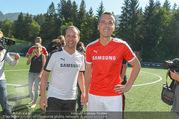 Samsung Charity Cup - Sportplatz Alpbach - Di 29.08.2017 - Christian KERN, Matthias STROLZ127