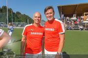 Samsung Charity Cup - Sportplatz Alpbach - Di 29.08.2017 - Rudi KOBZA, Peter HANKE129