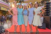 Geburtstagsfest Tag 2 - PlusCity Linz - Fr 01.09.2017 - Silvia SCHNEIDER mit Models (u.a. Dragana STANKOVIC, Celine SCHR71
