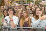 Geburtstagsfest Tag 3 - PlusCity Linz - Sa 02.09.2017 - 15