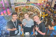 Geburtstagsfest Tag 3 - PlusCity Linz - Sa 02.09.2017 - Leon PELZ, Leon FEHSE, Markus MANZL45