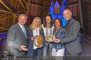 Felber Brotsalon - Dachboden Stephansdom - Do 07.09.2017 - Doris FELBER, Karl MAHRER, Barbara VAN MELLE, Vera RUSSWURM, Ton9