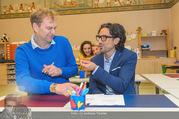 Presseshooting Der Gott des Gemetzels - Stilklassen Volksschule Berndorf - Mo 11.09.2017 - Stefano BERNARDIN, Alexander JAGSCH24