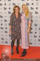 Anelia Peschev Show - Fashion Week Zelt - Di 12.09.2017 - Eva DICHAND, Caroline MAUTNER-MARKHOFF1