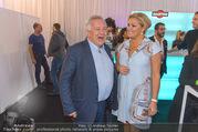 Anelia Peschev Show - Fashion Week Zelt - Di 12.09.2017 - Wolfgang FELLNER, Anna NETREBKO15
