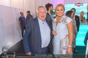 Anelia Peschev Show - Fashion Week Zelt - Di 12.09.2017 - Wolfgang FELLNER, Anna NETREBKO17