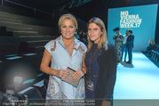 Anelia Peschev Show - Fashion Week Zelt - Di 12.09.2017 - 27