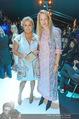 Anelia Peschev Show - Fashion Week Zelt - Di 12.09.2017 - Anna NETREBKO, Eva DICHAND33