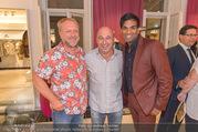 Schiller Charity - Modehaus Hämmerle - Mi 13.09.2017 - Reinhard NOWAK, Christoph F�LBL, Ramesh NAIR7