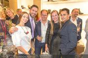 Opening - TOD´s - Do 14.09.2017 - Maria YAKOVLEVA, Richard SZABO, Clemens UNTERREINER, Maria und A110