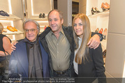 Opening - TOD´s - Do 14.09.2017 - Gerhard BERGER mit Helene, Diego DELLA VALLE121