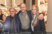 Opening - TOD´s - Do 14.09.2017 - Gerhard BERGER mit Helene, Diego DELLA VALLE122
