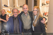 Opening - TOD´s - Do 14.09.2017 - Gerhard BERGER mit Helene, Diego DELLA VALLE123