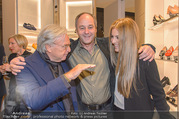 Opening - TOD´s - Do 14.09.2017 - Gerhard BERGER mit Helene, Diego DELLA VALLE124