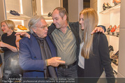 Opening - TOD´s - Do 14.09.2017 - Gerhard BERGER mit Helene, Diego DELLA VALLE126