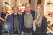 Opening - TOD´s - Do 14.09.2017 - Gerhard BERGER mit Helene, Diego DELLA VALLE127