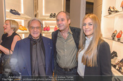 Opening - TOD´s - Do 14.09.2017 - Gerhard BERGER mit Helene, Diego DELLA VALLE128