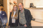Opening - TOD´s - Do 14.09.2017 - Gerhard BERGER mit Helene132