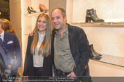 Opening - TOD´s - Do 14.09.2017 - Gerhard BERGER mit Helene133