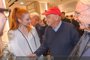 Opening - TOD´s - Do 14.09.2017 - Barbara MEIER, Niki LAUDA160