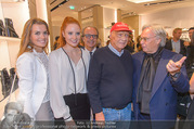 Opening - TOD´s - Do 14.09.2017 - Alexandra KALCHSCHMIED, Barbara MEIER, Niki LAUDA, Diego DELLA V162