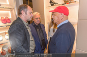 Opening - TOD´s - Do 14.09.2017 - Gerhard BERGER, Niki LAUDA, Diego DELLA VALLE165