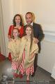Premiere I am from Austria - Raimund Theater - Sa 16.09.2017 - Steffen und Barbara HOFMANN, Kinder Emmilie, Sophie-Maria15