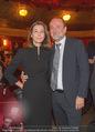 Premiere I am from Austria - Raimund Theater - Sa 16.09.2017 - Thomas DROZDA mit Ehefrau Isabella63