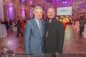 Presseshooting und Modenschau - Hofburg - Mo 18.09.2017 - Thomas SCH�FER-ELMAYER, Wolfgang REICHL9