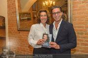 Adele Neuhauser Buchpräsentation - Club Schwarzberg - Di 19.09.2017 - Adele NEUHAUSER, Niki BRANDST�TTER20