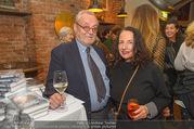 Adele Neuhauser Buchpräsentation - Club Schwarzberg - Di 19.09.2017 - Christian BRANDST�TTER mit Ehefrau Jeanne27