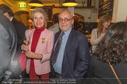 Adele Neuhauser Buchpräsentation - Club Schwarzberg - Di 19.09.2017 - Silvie EISENBURGER-KUNZ, Christian BRANDST�TTER35