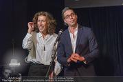 Adele Neuhauser Buchpräsentation - Club Schwarzberg - Di 19.09.2017 - Niki BRANDST�TTER, Adele NEUHAUSER65