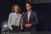 Adele Neuhauser Buchpräsentation - Club Schwarzberg - Di 19.09.2017 - Niki BRANDST�TTER, Adele NEUHAUSER66