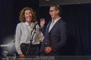 Adele Neuhauser Buchpräsentation - Club Schwarzberg - Di 19.09.2017 - Niki BRANDST�TTER, Adele NEUHAUSER67