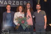Adele Neuhauser Buchpräsentation - Club Schwarzberg - Di 19.09.2017 - Adele NEUHAUSER mit Edi Nulz Band und Sohn Julian Adam PAJZS74