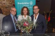 Adele Neuhauser Buchpräsentation - Club Schwarzberg - Di 19.09.2017 - Adele NEUHAUSER, Niki und Christian BRANDST�TTER75