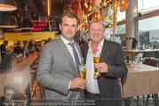 Opening - El Gaucho Rochusmarkt - Mi 20.09.2017 - Franz GROSSAUER mit Sohn Michael2
