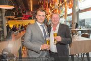 Opening - El Gaucho Rochusmarkt - Mi 20.09.2017 - Franz GROSSAUER mit Sohn Michael3