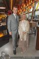 Opening - El Gaucho Rochusmarkt - Mi 20.09.2017 - Michael GROSSAUER mit Ehefrau Simone6