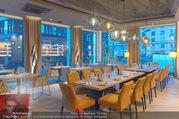 Opening - El Gaucho Rochusmarkt - Mi 20.09.2017 - Restaurant von Innen, Innenarchitektur8