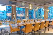 Opening - El Gaucho Rochusmarkt - Mi 20.09.2017 - Restaurant von Innen, Innenarchitektur9