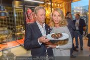 Opening - El Gaucho Rochusmarkt - Mi 20.09.2017 - Peter KRAUS mit Ehefrau Ingrid17