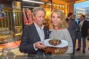 Opening - El Gaucho Rochusmarkt - Mi 20.09.2017 - Peter KRAUS mit Ehefrau Ingrid18